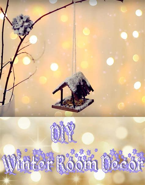 winter room decor diy winter room decor corner