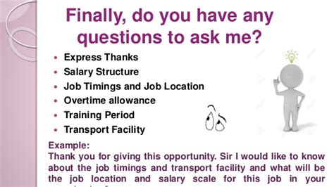 Do You Any Questions For Me Mba by How To Answer Question Do You Any Questions