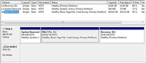 How To Make Room On Startup Disk by How To Shrink And Create Space For A Windows 10 Partition