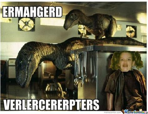 Jurassic Park Birthday Meme - classic jurassic park by hightech meme center