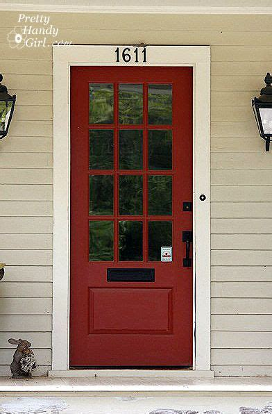 red door paint colors sherwin williams flower pot boosting curb appeal