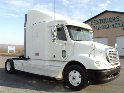 Sleepers For Sale by Freightliner Single Axle Sleeper For Sale 8411