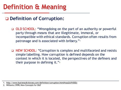 Or Meaning Corruption Informal Systems And Social Networks In India
