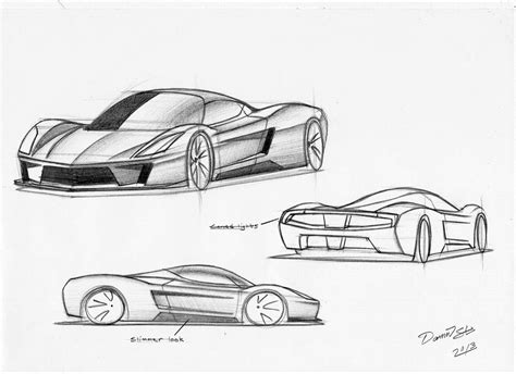 supercar drawing supercar by landindesign on deviantart