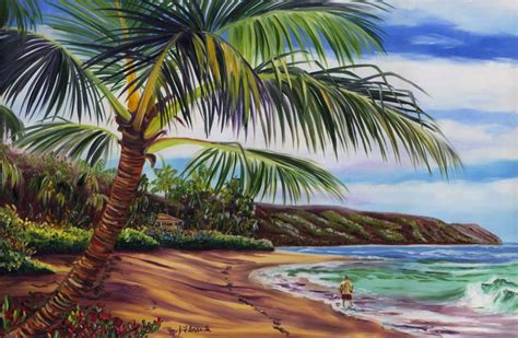 paint island floravita s tropical island and flower paintings