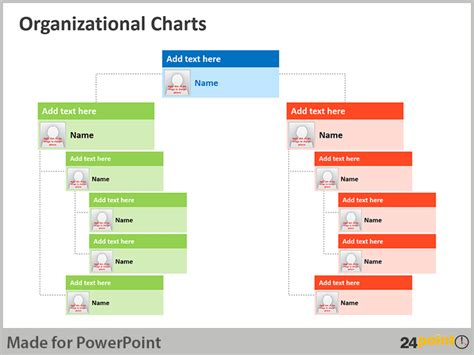 organization chart template powerpoint 2010 tip 1 use org charts to depict management hierarchies