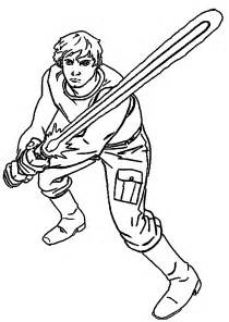 luke skywalker coloring page wars coloring pages luke skywalker coloring home