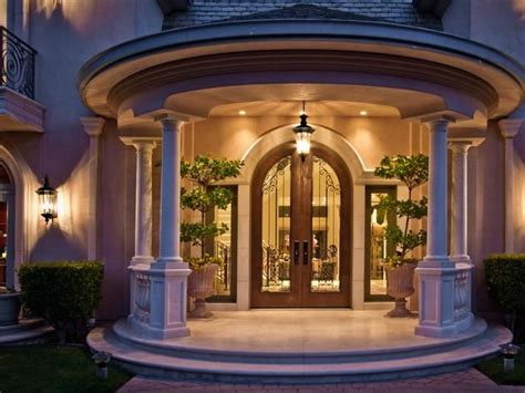 How To Decorate A Bow Window 306 best exterior house entry doors images on pinterest