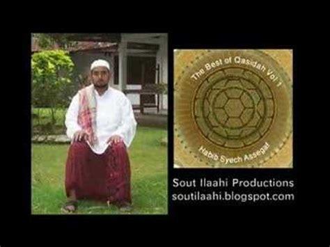 ahlan wa sahlan bi nabiyy habib syech assegaf youtube