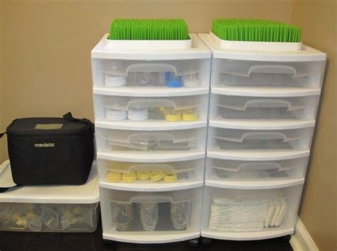 Kitchen Organization For Baby Stuff 1000 Ideas About Baby Bottle Storage On Baby