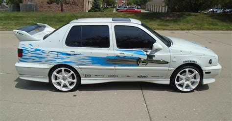 fast and furious jetta for sale the actual no callipers vw jetta from fast and furious