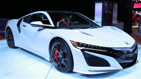 acura nsx is polished and speedy sports car luxury bloomberg