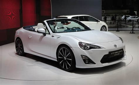 convertible toyota 2017 2017 toyota gt 86 convertible review release date price