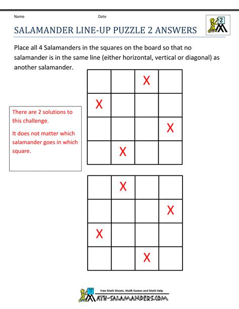 Puzzle Worksheets by Geometry Puzzle Worksheets Images