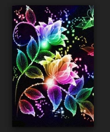 imagenes para fondo de pantalla con efectos bellisimos paisajes de flores para fondo de pantalla