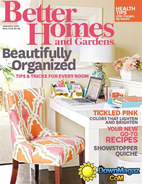 house and garden magazine usa better homes and gardens usa january 2015 187 download pdf
