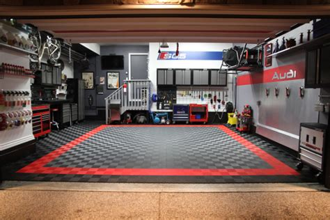 Garage Workshop Layout Ideas rick s sq5 in estoril blue amp garage audi forum audi