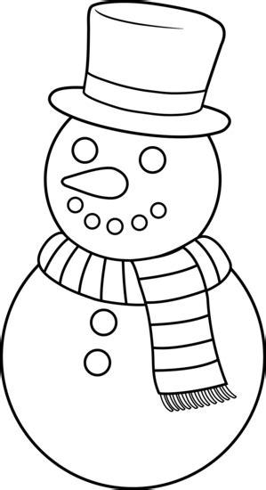 blue christmas service outline snowman clipart outline clipartxtras