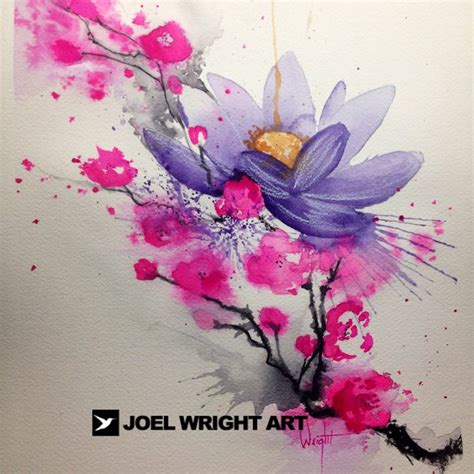 watercolor flower tattoo designs best 25 watercolor lotus ideas on