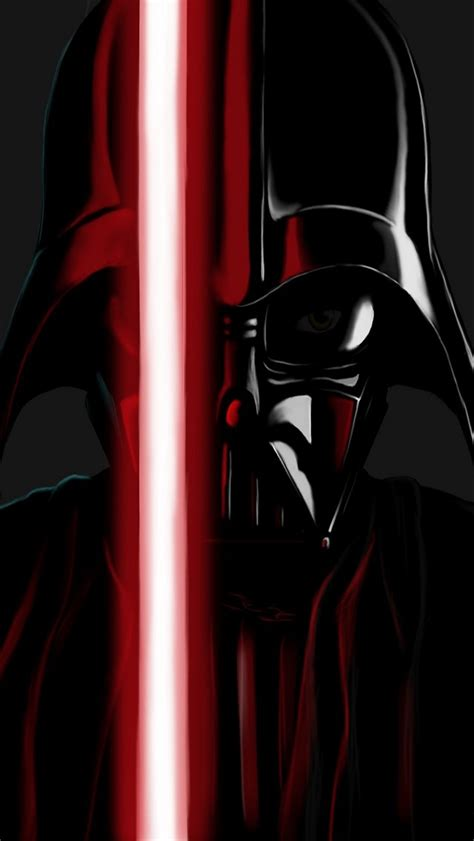 wallpaper iphone darth vader star wars phone wallpaper hd wallpapersafari