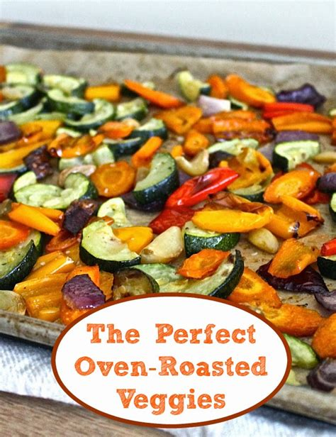 dining with the doc the perfect oven roasted vegetables