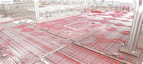 Radiant Heat Floor System by Radiant Floor Heat Free Radiant Floor Heating