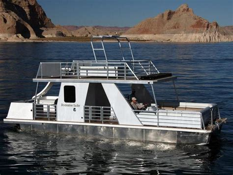 Patio Boat 36 Weekender Patio Boat