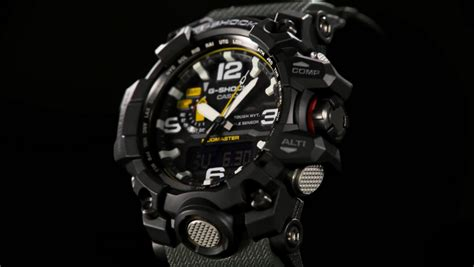 G Shock Gwg Black Lingkar Blue casio g shock mudmaster gwg 1000 1a3jf review