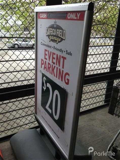 safeco field parking parking in seattle parkme
