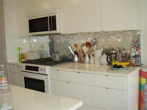diy kitchen backsplash better housekeeper blog all things cleaning gardening