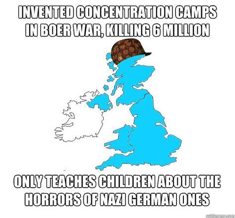 Concentration Meme - invented concentration cs in boer war killing 6