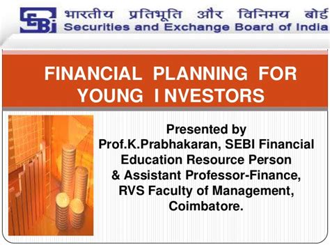 Tech Mba Financial Planning by Financial Planning