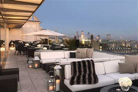 Top Roof Bar Top 10 Rooftop Bars Londonlaunch