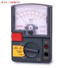 Sanwa Dm1008s Analog Insulation Resistance Tester Dm 10 Murah insulation testers malaysia tools equipment