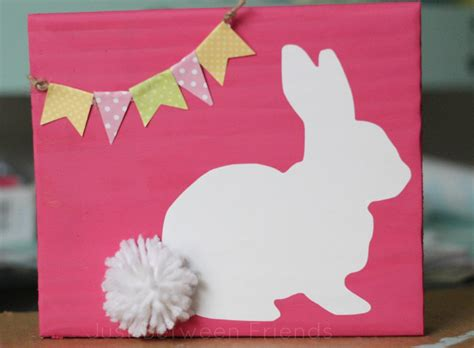 Easter Bunny Craft Idea Just Between Friends