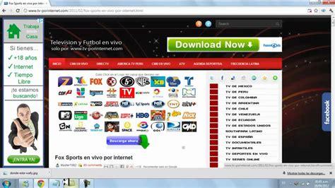 tu teve online television gratis television en linea como ver tv en vivo y gratis por internet youtube