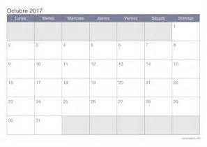 Calendario 2017 Office Calendario Octubre 2017 Para Imprimir Icalendario Net