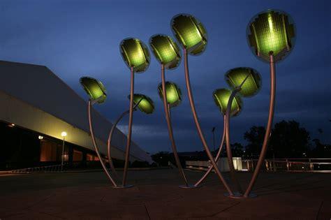 Mph Architects Solar Trees Solar Tree Lights