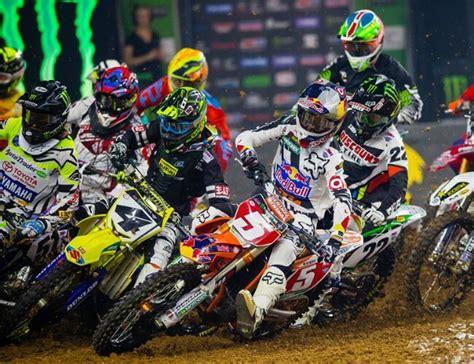 ama live timing motocross supercross phoenix 2016 in diretta orario gare e live