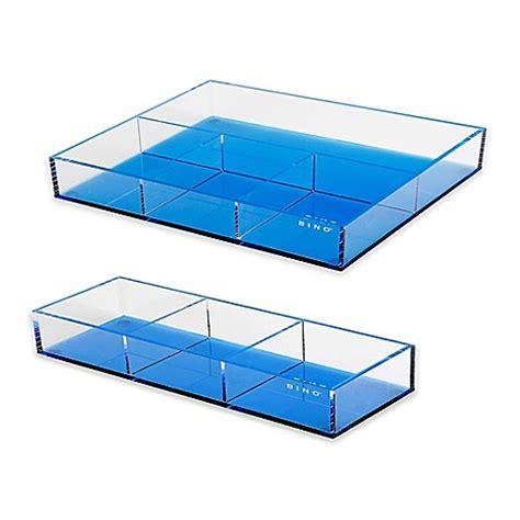 acrylic bed tray bino 174 acrylic vanity tray www bedbathandbeyond com