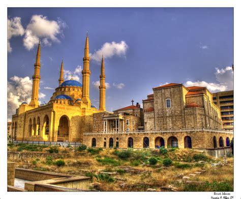 Lebanon Beirut The Reach Of Resonance In Lebanon Candela
