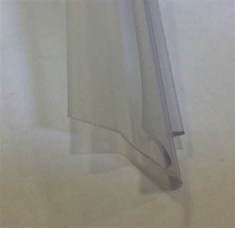 Quadrant Shower Door Seals Quadrant Shower Door Seals Shower Door Panel Flipper Seal 1800mm At Home Design Quadrant