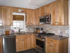 kitchen with backsplash tile backsplashes