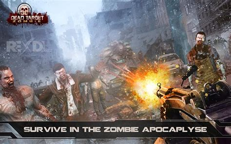 download game dead target zombie mod apk data dead target zombie 4 6 2 1 apk mod for android