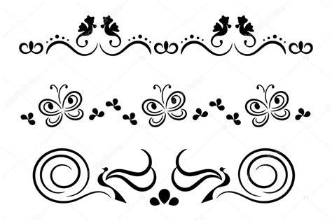 html imagenes borde bordes decorativos con animales vector de stock