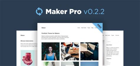 maker theme by theme patio maker pro is now a stand alone theme themepatio