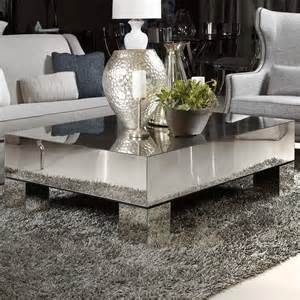 Mirrored Coffee Tables Mirrored Coffee Tables Coffee Tables And Mirror On