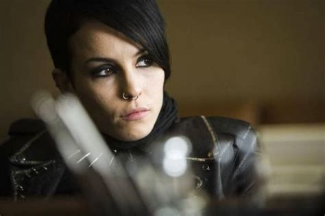 girl with the dragon tattoo movie swedish do you recommend this hairstyle the one from lisbeth