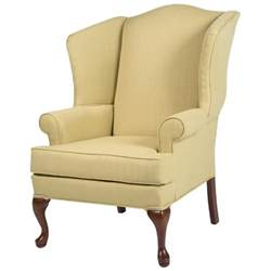 Back Chair Comfort Pointe Erin Wing Back Chair Reviews Wayfair