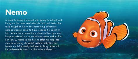 finding dory no 1 at july 4th box office tarzan image finding dory character profiles 01 jpg disney